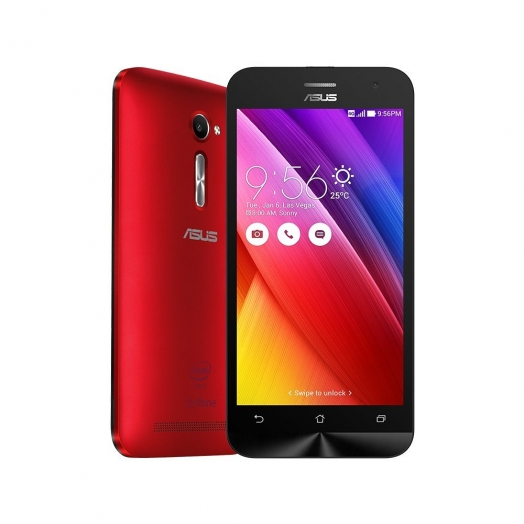 Asus Zenfone 2 ZE551ML 4GB/64GB Red | 2.3 GHz