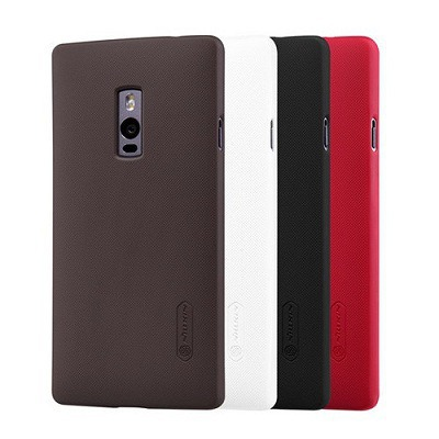 Obal Frosted Nillkin Red OnePlus 2