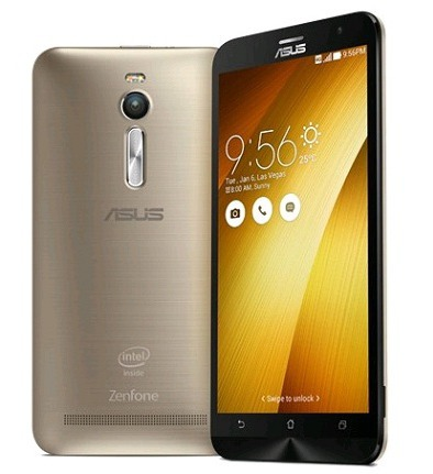 Asus Zenfone 2 ZE551ML 4GB/32GB Gold | 2.3 GHz