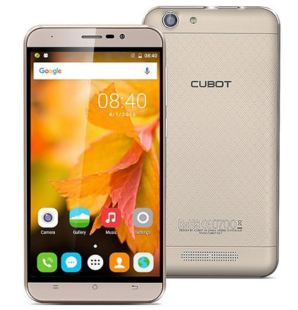 Cubot Manito Gold