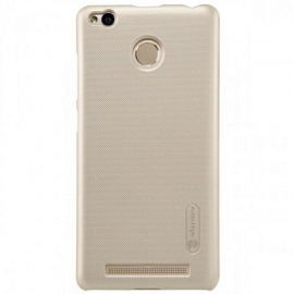 Obal frosted Xiaomi Redmi 3S Gold Nillkin