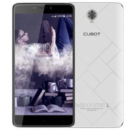 CUBOT Max Silver