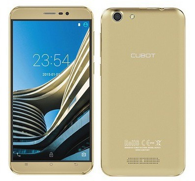 CUBOT Note S 16GB Gold