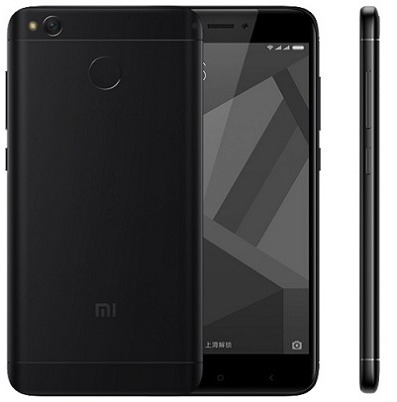 Xiaomi Redmi 4X 3GB/32GB Global Black