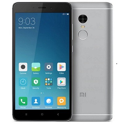 Xiaomi Redmi Note 4 3GB/32GB Global Dark Grey