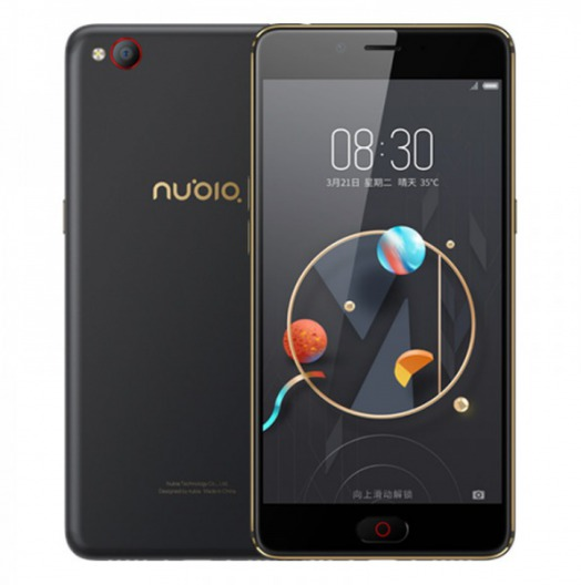Nubia N2 4GB/64GB Black/Gold