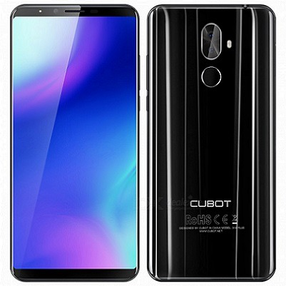 CUBOT X18 Plus 64GB Black