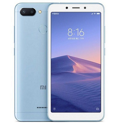 Xiaomi Redmi 6 3GB/32GB Global Blue