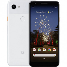 GOOGLE Pixel 3a XL 4GB/64GB Clearly White